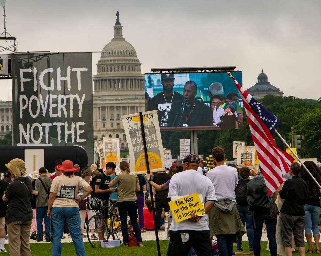 la pauvrete aux USA