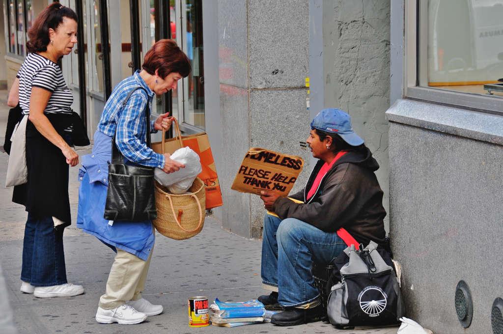 l'exclusion sociale aux USA