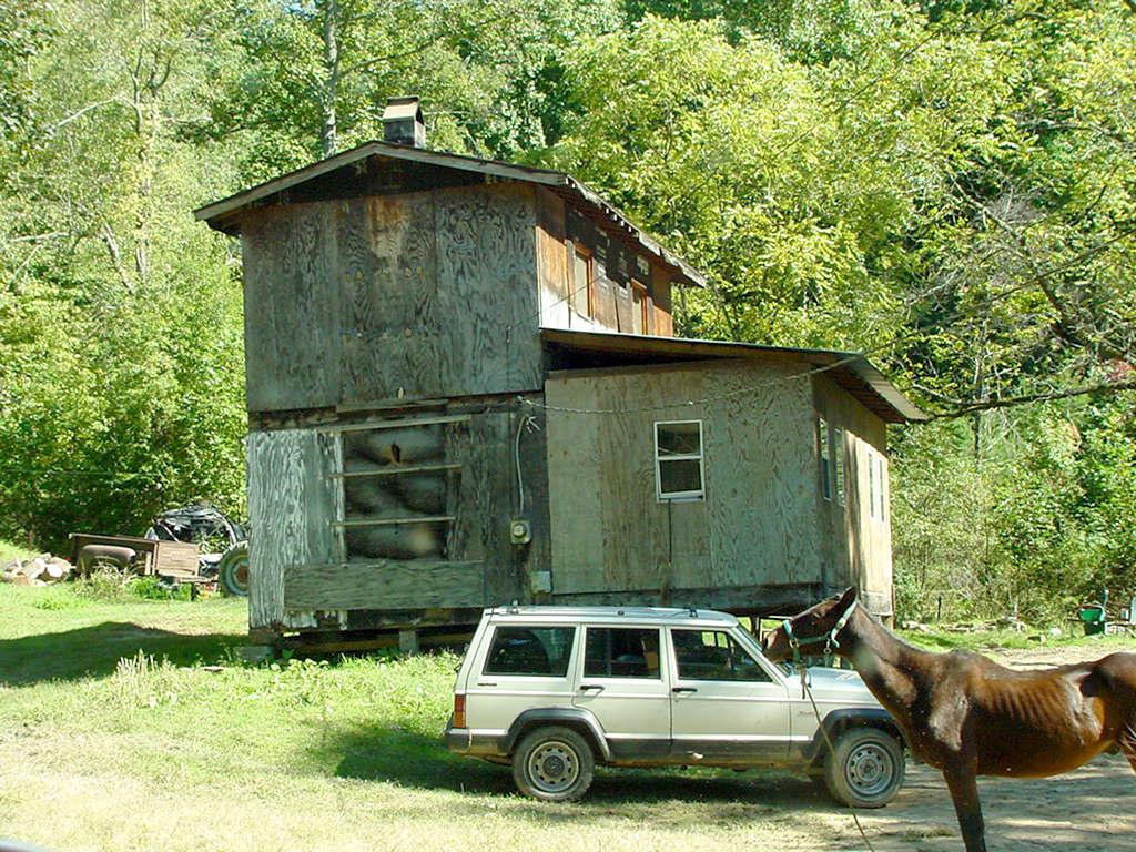 Pauvrete Rural aux USA
